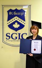 SGIC Vancouver-Graduation
