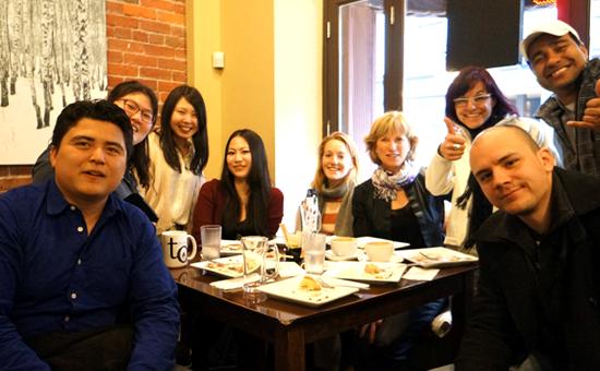 Vanwest Vancouver-Coffee Talk
