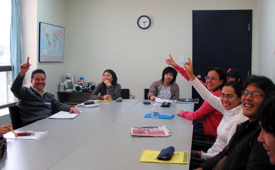 PGIC Toronto-Classroom
