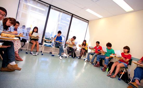 Embassy-Classroom