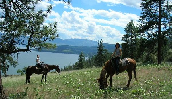 7. Horseback Riding