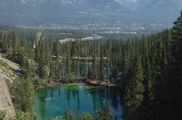 Grassi Lakes Hiking 3