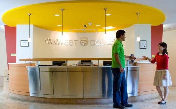 2. Vancouver Reception